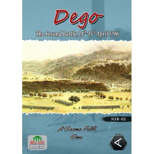 Dego  (Lingua: Inglese - Stato: Nuovo)