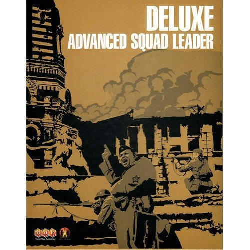 ASL Deluxe Advanced Squad Leader  (Language: English - Conditions: New)