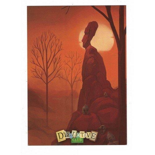 Detective Club: Postcard 2  (Stato: Nuovo)