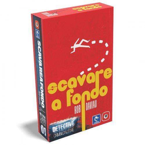 Detective: Scavare a Fondo  (Lingua: Italiano - Stato: Nuovo)