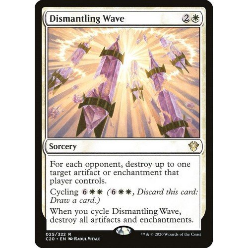 Dismantling Wave  (Language: English - Conditions: Near Mint)