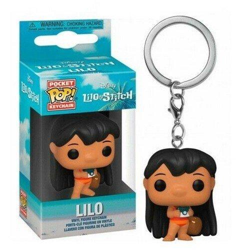 Disney Lilo & Stitch Portachiavi Lilo  (Stato: Nuovo)