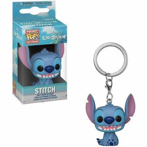 Disney Lilo & Stitch Portachiavi Stitch  (Stato: Nuovo)