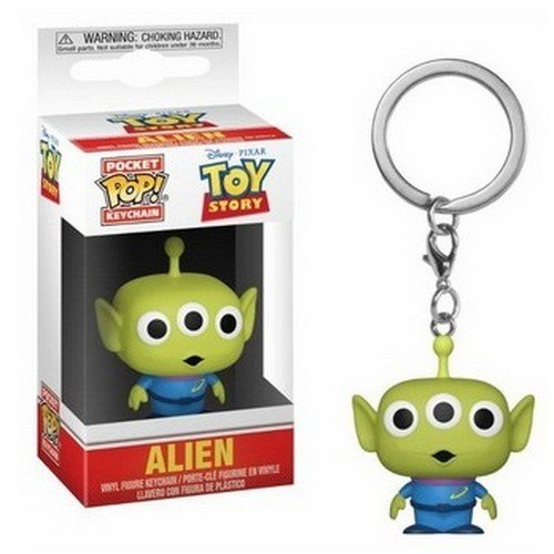 Disney Toy Story Portachiavi Alien  (Stato: Nuovo)
