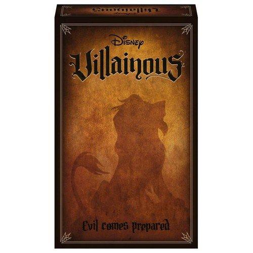 Disney Villainous, Evil Comes Prepared  (Lingua: Italiano - Stato: Nuovo)