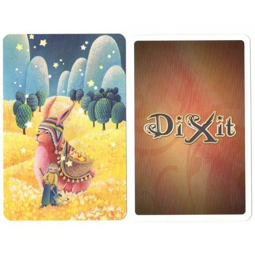 Dixit: Pink Bunny Promo Card  (Stato: Nuovo)