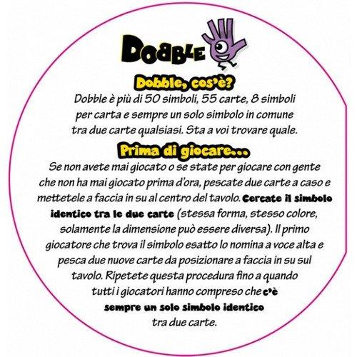 Dobble  (Lingua: Italiano - Stato: Nuovo)