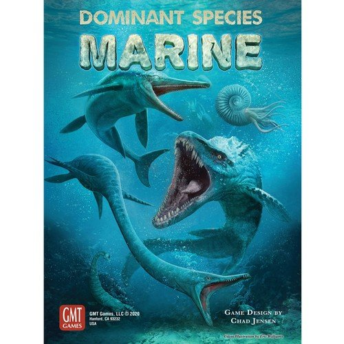 Dominant Species: Marine  (Lingua: Inglese - Stato: Nuovo)