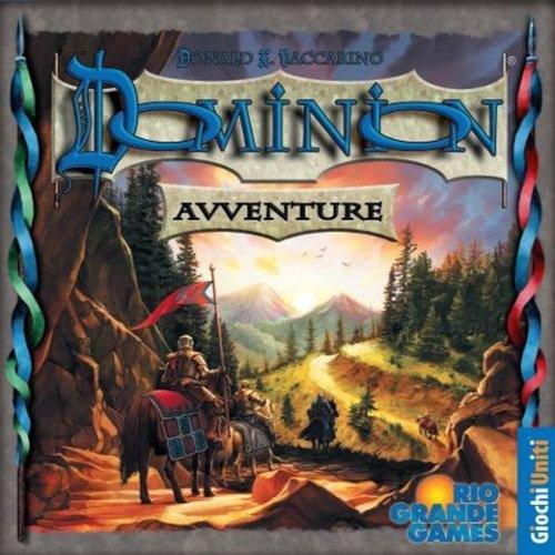 Dominion: Avventure - Espansione  (Lingua: Italiano - Stato: Nuovo)