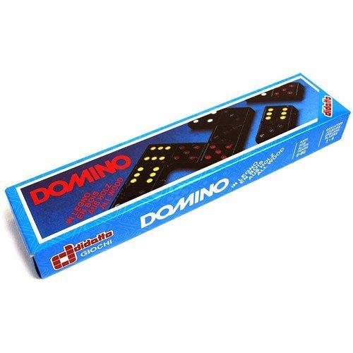 Domino in Legno  (Lingua: Italiano - Stato: Nuovo)