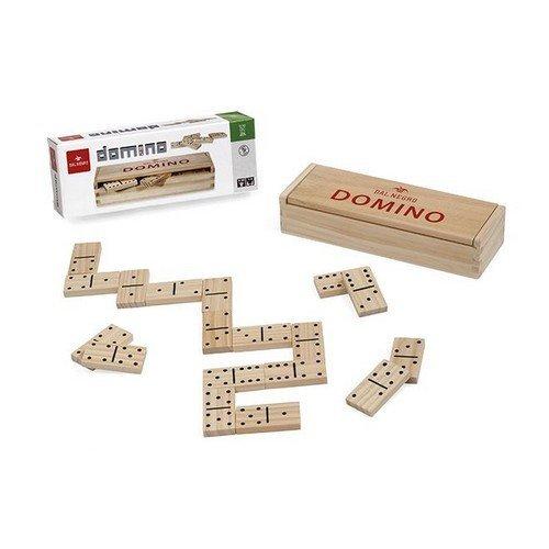 Domino in Legno  (Lingua: Italiano, Francese, Tedesco, Inglese, Spagnolo - Stato: Nuovo)