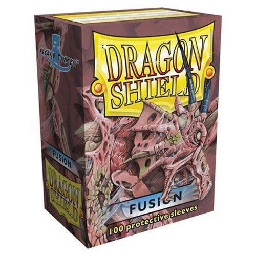 Dragon Shield Standard Sleeves - Fusion (100 Sleeves)  (Stato: Nuovo con Scatola Danneggiata)