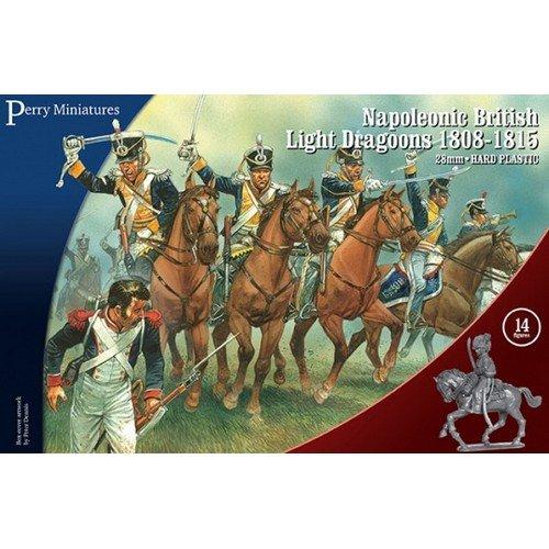 Dragoni Leggeri Britannici Napoleonici 1808-1815
