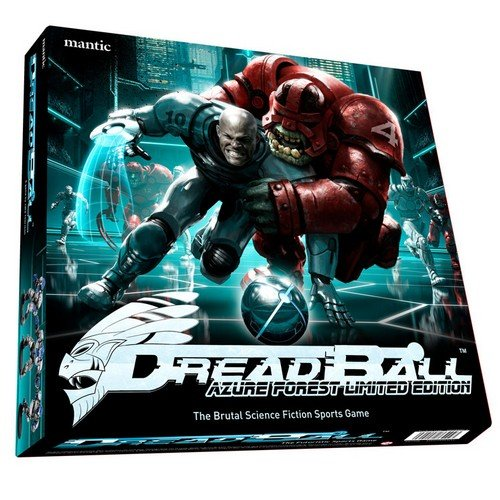 Dreadball Azure Forest Limited Edition  (Lingua: Inglese - Stato: Nuovo)