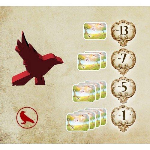 Dreamscape: Il Corvo Rosso  (Lingua: Italiano - Stato: Nuovo)