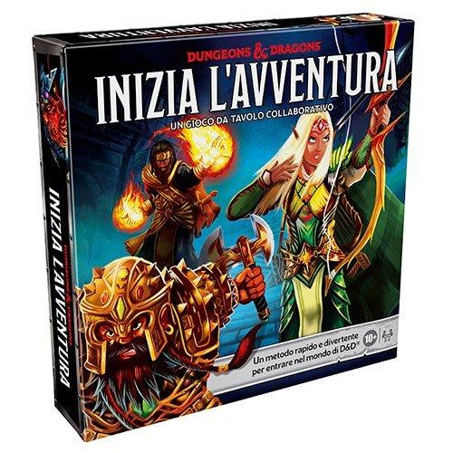 Dungeons & Dragons Inizia l'Avventura  (Lingua: Italiano - Stato: Nuovo)