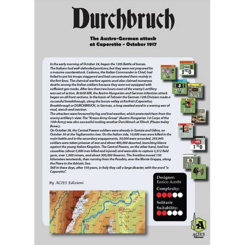 Durchbruch  (Language: English - Conditions: New)