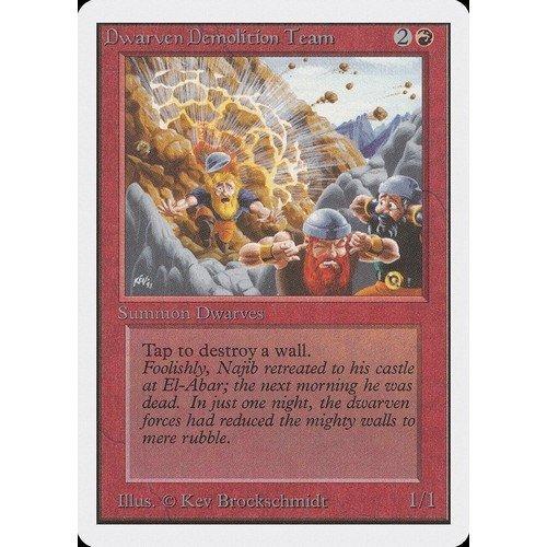 Dwarven Demolition Team  (Lingua: Inglese - Stato: Played)