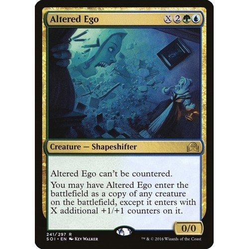 Ego Alterato  (Lingua: Inglese - Stato: Near Mint)
