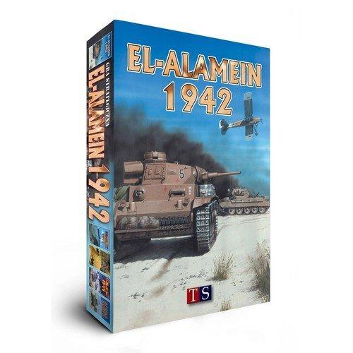 El-Alamein 1942  (Lingua: Inglese, Polacco - Stato: Nuovo)