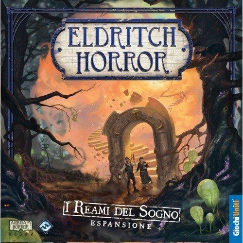 Eldritch Horror: I Reami del Sogno  (Lingua: Italiano - Stato: Nuovo)