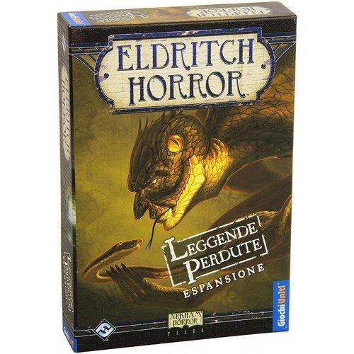 Eldritch Horror: Leggende Perdute  (Lingua: Italiano - Stato: Nuovo)