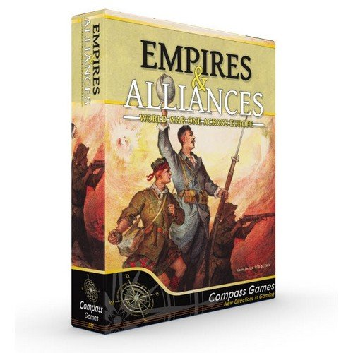 Empires & Alliances  (Lingua: Inglese - Stato: Nuovo)
