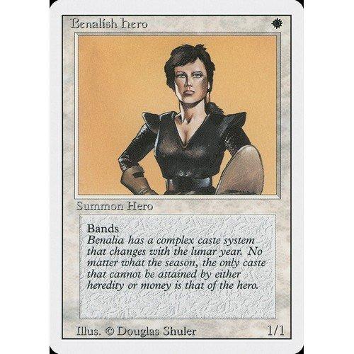 Eroina di Benalia  (Lingua: Inglese - Stato: Excellent)