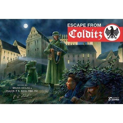 Escape from Colditz  (Lingua: Inglese - Stato: Nuovo)