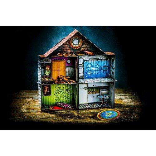 Escape the Room: La Casa delle Bambole Maledetta  (Lingua: Italiano - Stato: Nuovo)