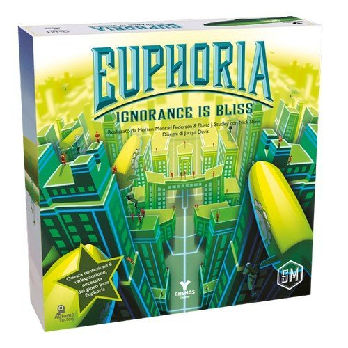 Euphoria: Ignorance is Bliss  (Lingua: Italiano - Stato: Nuovo)