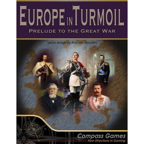Europe in Turmoil  (Lingua: Inglese - Stato: Nuovo)