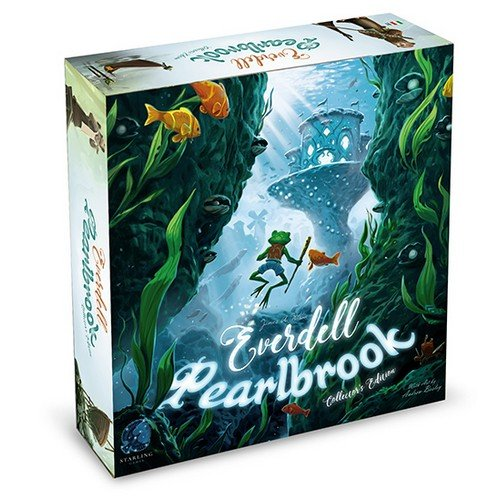 Everdell Collector's Edition, Pearlbrook  (Lingua: Italiano - Stato: Nuovo)