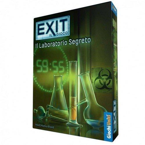 Exit: Il Laboratorio Segreto  (Lingua: Italiano - Stato: Nuovo)