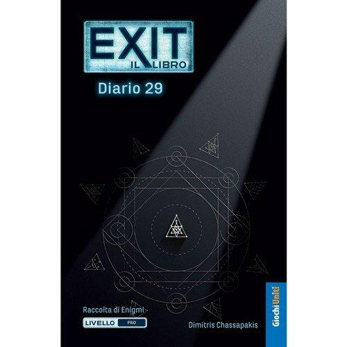 Exit Il Libro: Diario 29  (Lingua: Italiano - Stato: Nuovo)