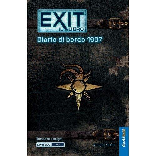 Exit Il Libro: Diario di Bordo 1907  (Lingua: Italiano - Stato: Nuovo)