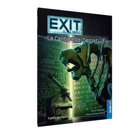 Exit Il Libro: La Cantina dei Segreti  (Lingua: Italiano - Stato: Nuovo)