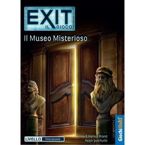 Exit: Il Museo Misterioso  (Lingua: Italiano - Stato: Nuovo)