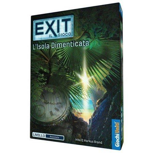 Exit: L'Isola Dimenticata  (Lingua: Italiano - Stato: Nuovo)