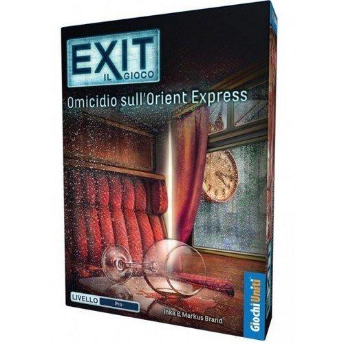 Exit: Omicidio sull'Orient Express  (Lingua: Italiano - Stato: Nuovo)
