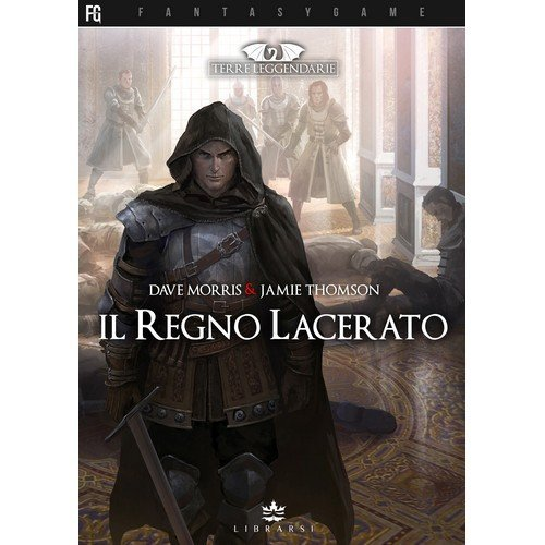 Fabled Lands 1: The War-Torn Kingdom  (Language: Italian - Conditions: New)
