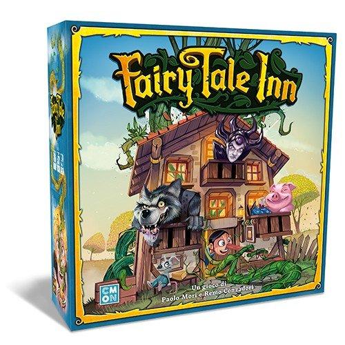 Fairy Tale Inn  (Lingua: Italiano - Stato: Nuovo)