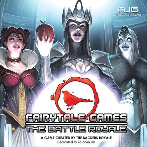 Fairytale Games: The Battle Royale  (Lingua: Inglese - Stato: Nuovo)