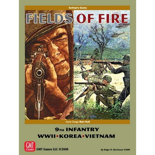 Fields of Fire  (Lingua: Inglese - Stato: Nuovo)