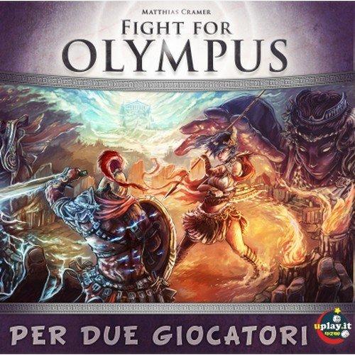 Fight for Olympus  (Lingua: Italiano - Stato: Nuovo)