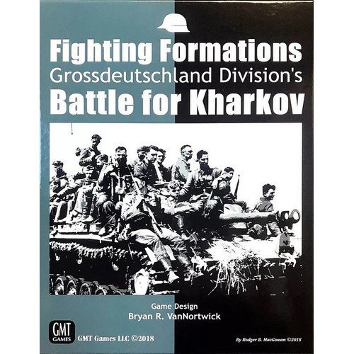 Fighting Formations: Grossdeutschland Division's Battle for Kharkov  (Lingua: Inglese - Stato: Nuovo)