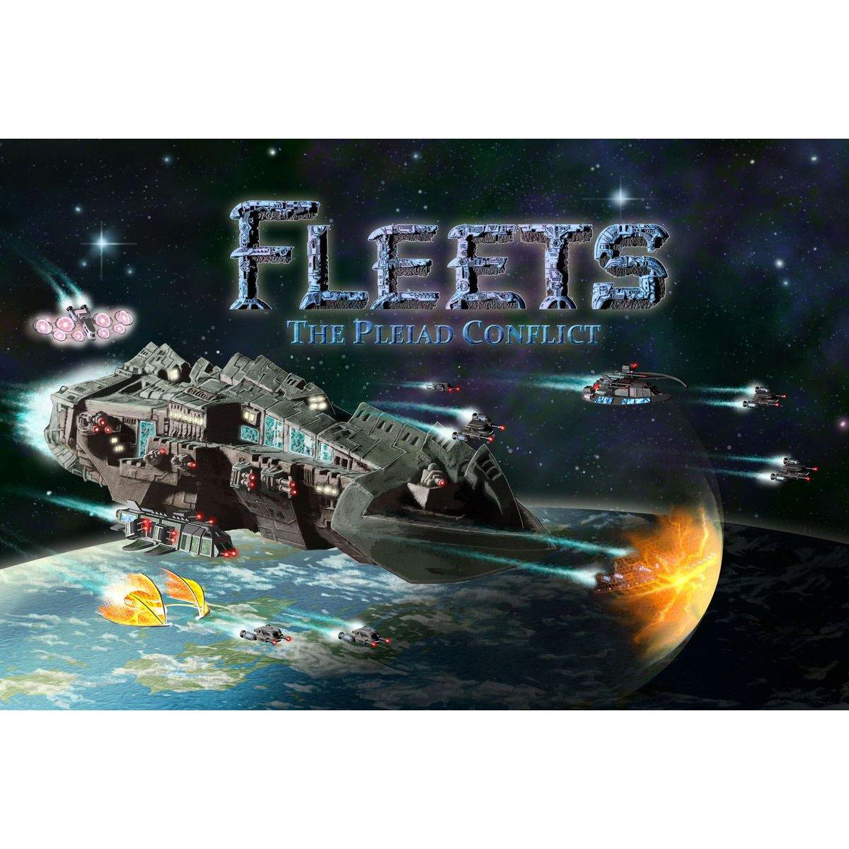 Fleets: The Pleiad Conflict  (Lingua: Inglese - Stato: Nuovo)