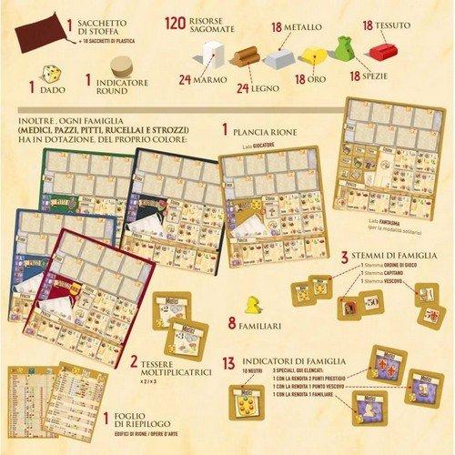 Florenza X Anniversario  (Lingua: Italiano - Stato: Nuovo)