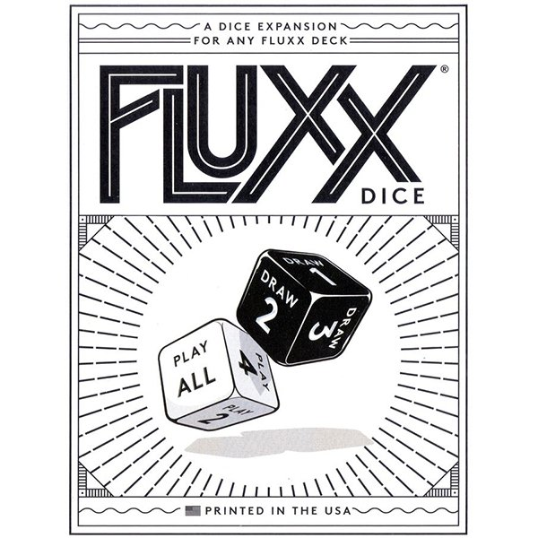 Fluxx Dice  (Lingua: Inglese - Stato: Nuovo)