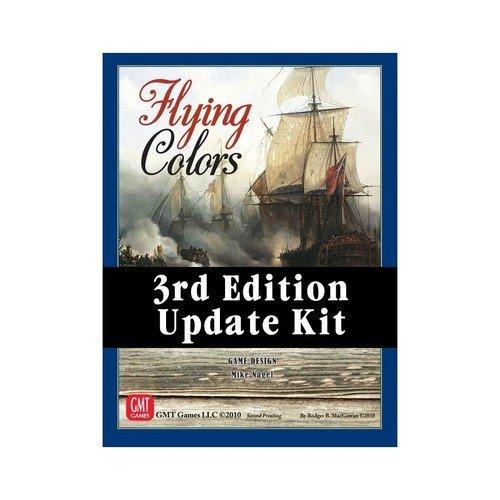 Flying Colors Update Kit Terza Edizione  (Lingua: Inglese - Stato: Nuovo)